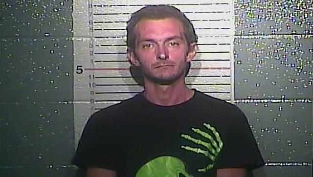 Douglas Ray Judy, Jr. (Source: Franklin County Detention Center)
