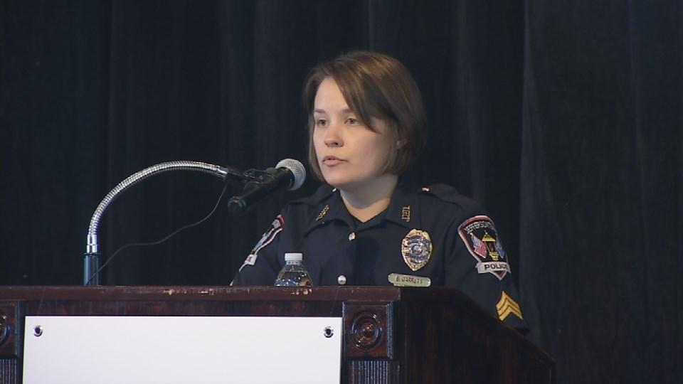 Sgt. Brittany Garrett