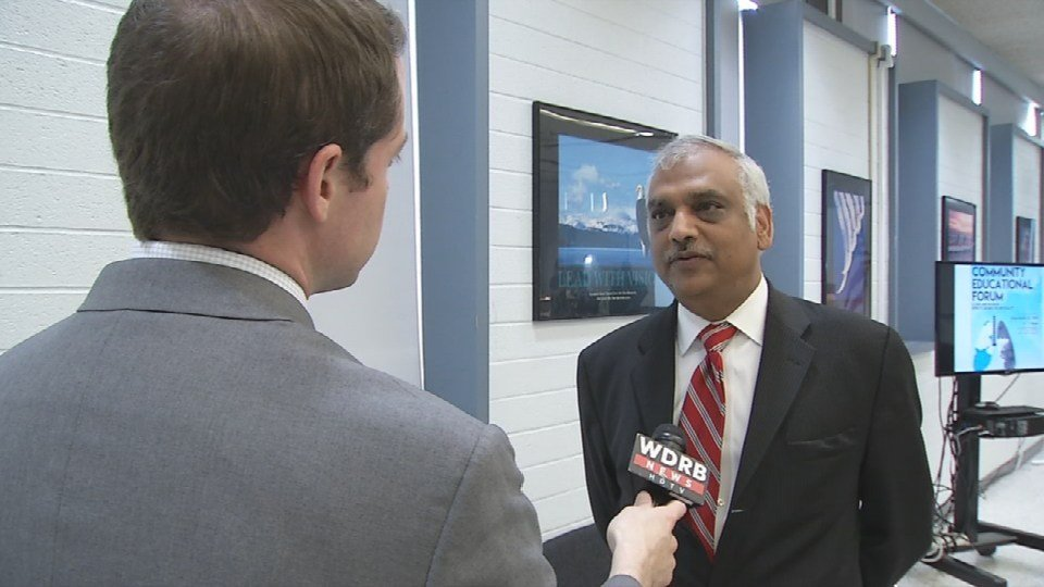 Dr. Aruni Bhatnagar, a researcher with the University of Louisville and the American Heart Association.