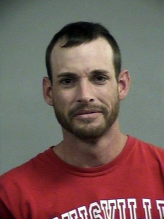 Joshua Effler (Source: Louisville Metro Corrections)