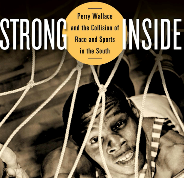Strong Inside is available in hardback and paperback.