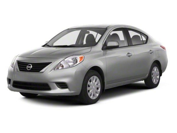 Nissan Versa (stock photo)