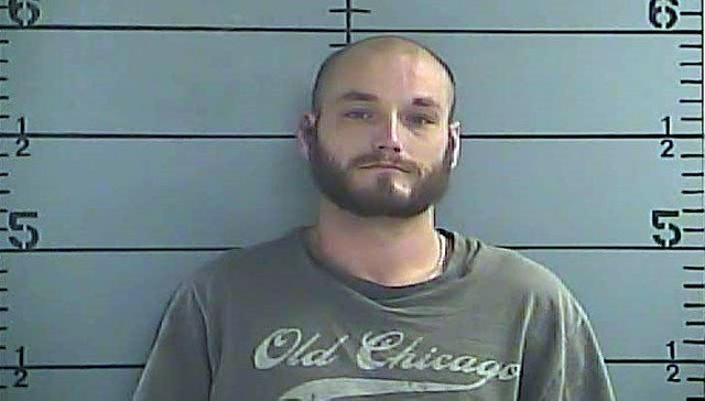 Brett Rees (Source: Oldham County Detention Center)