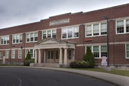 Rutherford Elementary School (WDRB file photo)