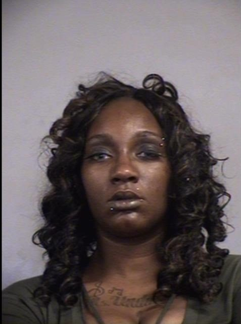 Shaterriah Grant (Image Source: Louisville Metro Corrections)