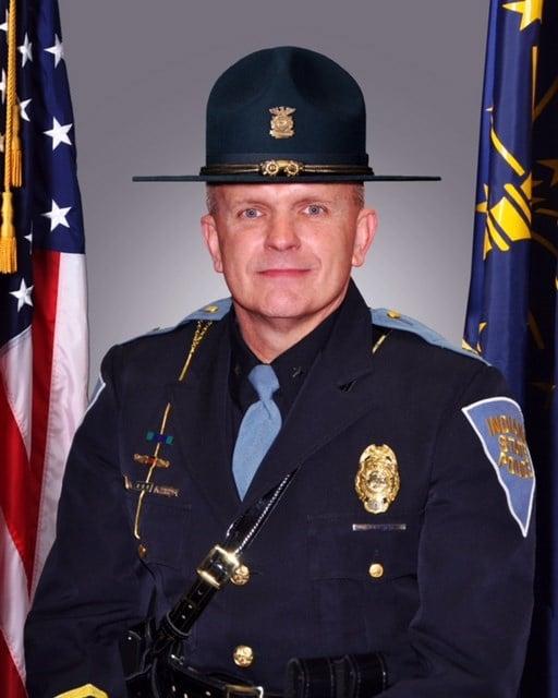Doug Carter (Source: Indiana State Police)