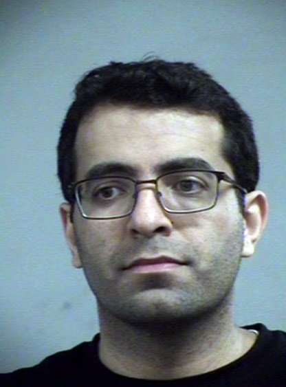 Mohammad Ronaghi (Source: Kentucky State Police)