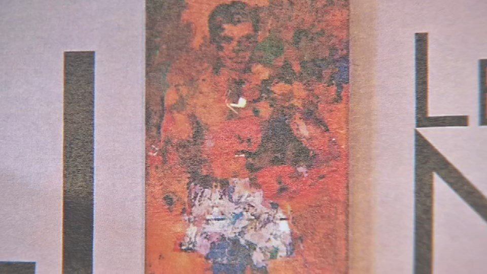 This signed painting by Leroy Neiman was stolen from the Muhammad Ali Center on Main Street on Oct. 22.