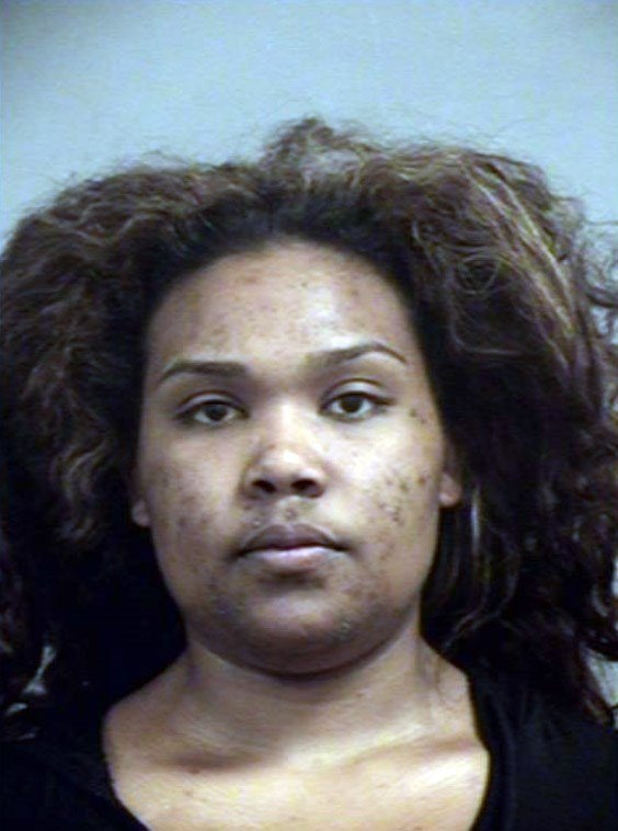 Christina Celena Smith (Source: Louisville Metro Corrections)