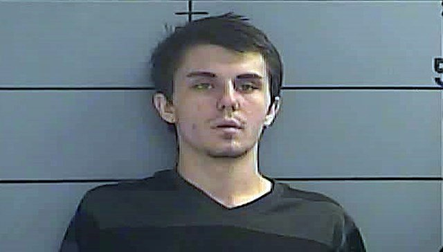 Jeremy J. Smith (Source: Oldham County Detention Center)