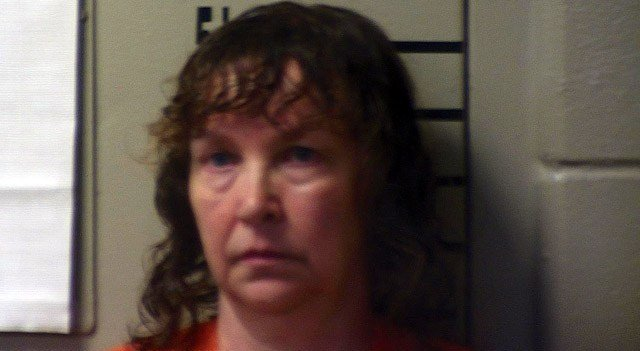 Dorothy Colleen Barth (Source: Mason County Detention Center)
