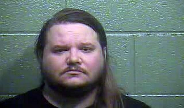Ralph Goss (Source: Barren County Detention Center)