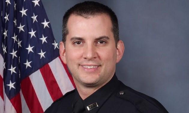 LMPD Detective Jason Schweitzer