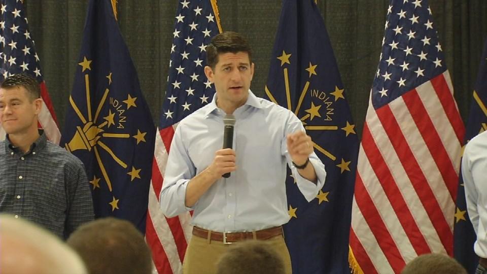 U..S House Speaker Paul Ryan