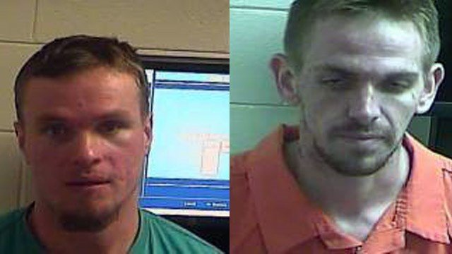 25-year-old Justin Arnett and 31-year-old Melvin Garland (Source: Kentucky State Police)