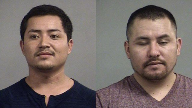 Ulises Soto and Cain Soto-Guzman (Source: Louisville Metro Corrections)