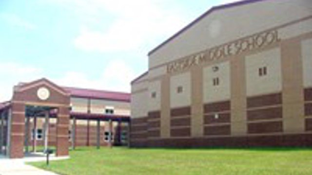 Eastside Middle School (Photo courtesy Bullitt County Schools).