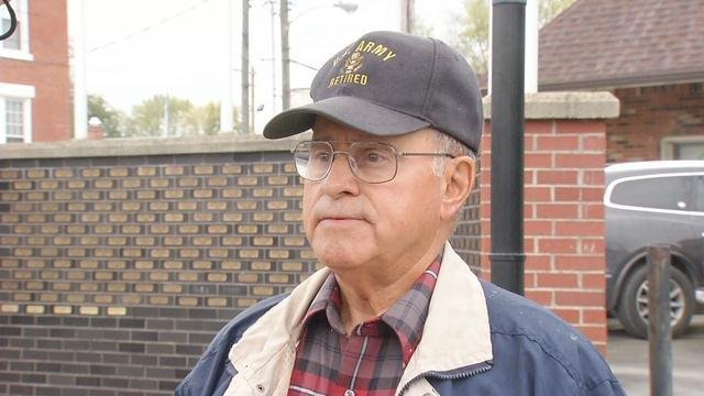 Magistrate Hobert Judd says no one knows why thieves took four nameplates from the Veterans Wall of Honor.