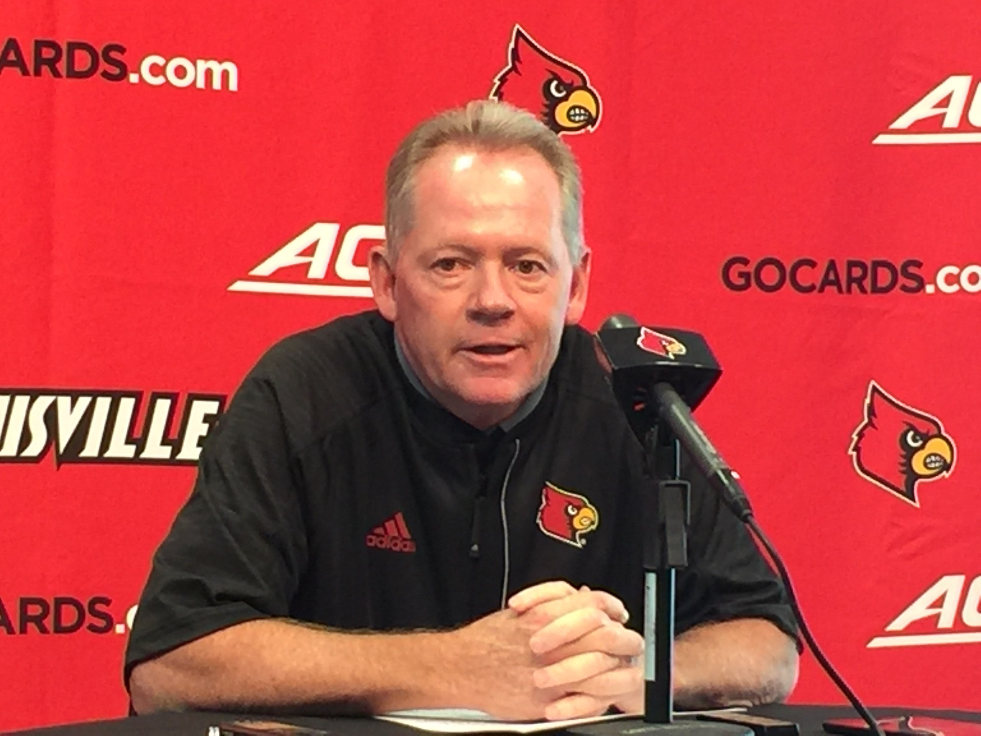 Bobby Petrino's point that margin of victory matters was debated on ESPN Tuesday night.