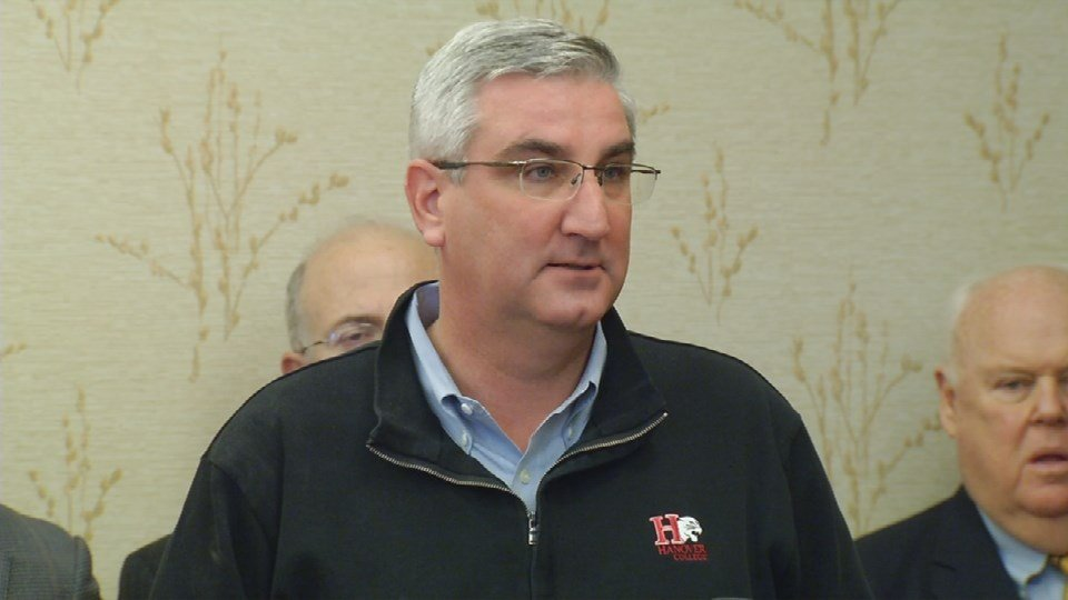 Indiana Governor-elect Eric Holcomb