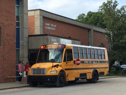 Camp Taylor Elementary School (WDRB file photo)