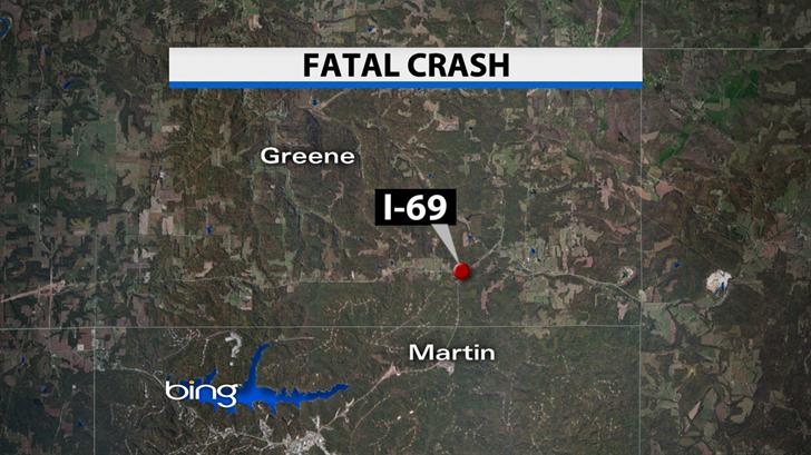3 killed in Greene Co. I-69 crash