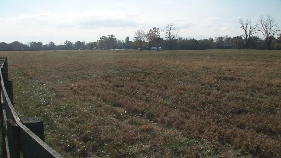 Proposed VA Hospital site off Brownsboro Rd