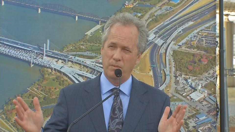 Louisville Mayor Greg Fischer