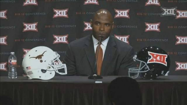Texas Reportedly Will Fire Coach Charlie Strong, Meet With Tom Herman