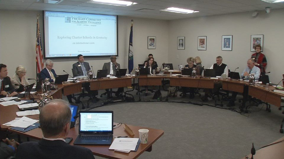 KY Board of Education special meeting on charter schools