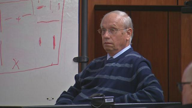 Fr. Joseph Hemmerle during his trial on Nov. 29, 2016.