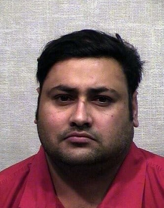 Amandeep Singh (Source: Jackson County Detention Center)
