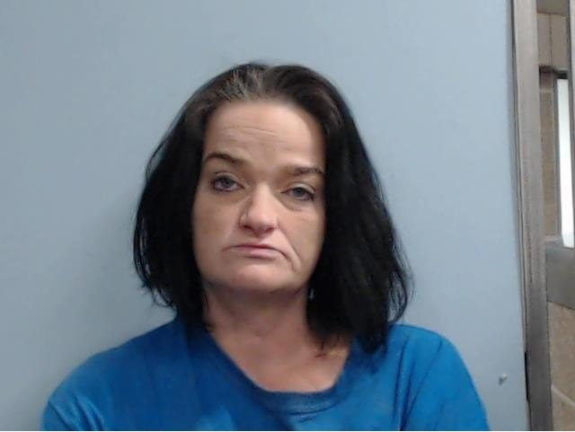 Margaret Kinney (Image Source: Fayette County Detention Center)