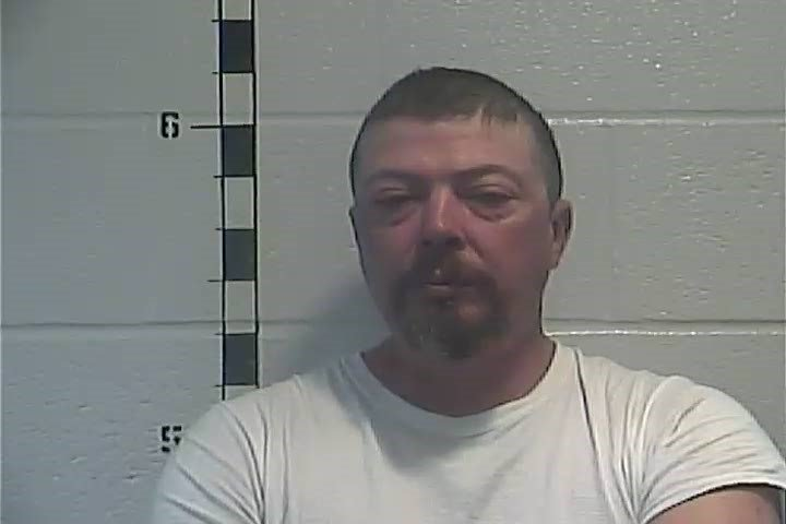 Michael Stumph (Image Source: Shelby County Detention Center)
