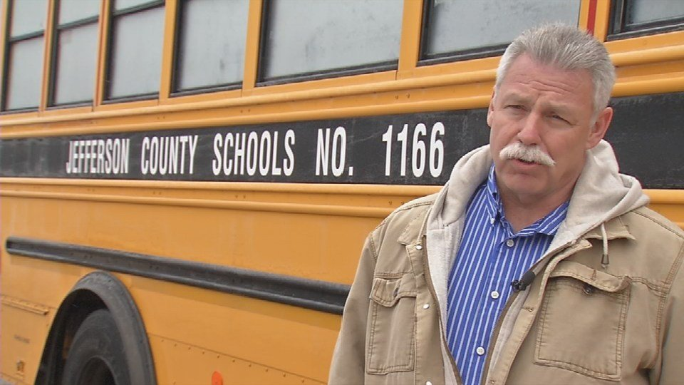"""""""I was really excited because it's the easiest $200 you are going to make in JCPS,"""" says Glenn Pontrich, a bus driver."""