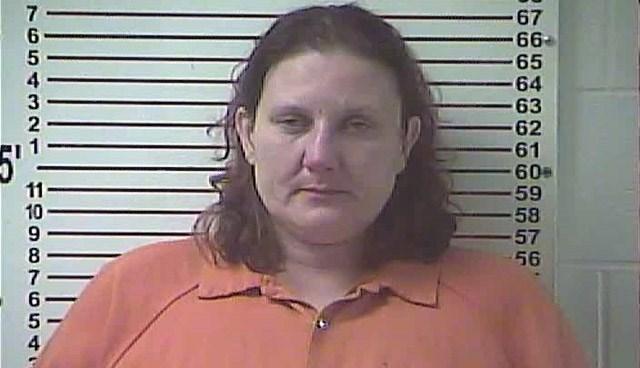 Daniela Hockenberry (Source: Hardin County Detention Center)