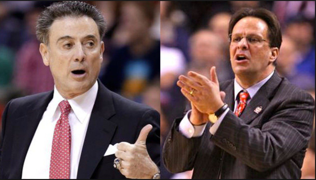 Conference play heats up for Rick Pitino and Louisville (left) as well as Tom Crean and Indiana this week.