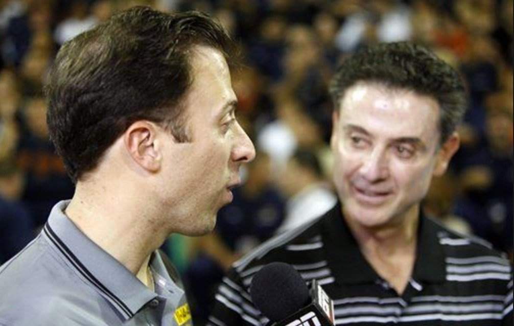 Richard (left) and Rick Pitino should have Minnesota and Louisville ranked in the Top 25 this week.