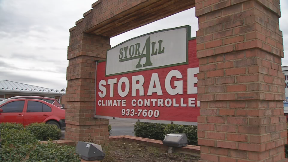 Stor-All Storage Facility on Dixie Highway