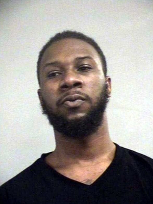 Derrick Anthony Taylor, Jr. (Source: Louisville Metro Corrections)