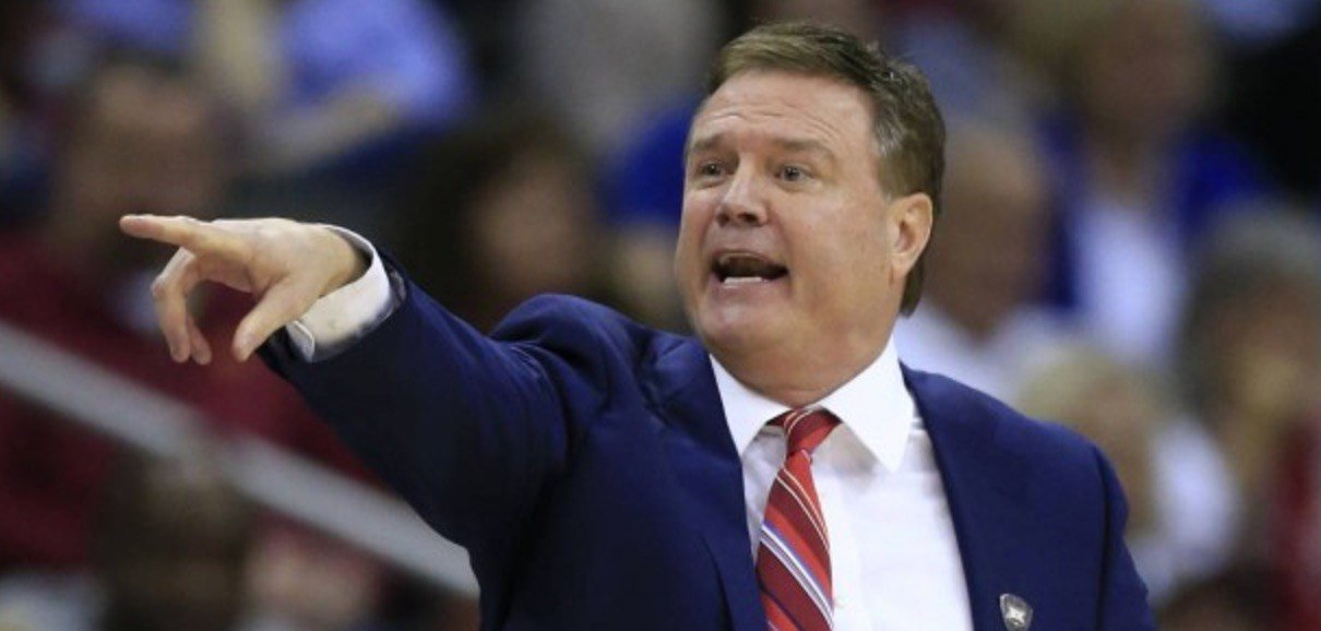 Kansas, led by coach Bill Self, is positioned to be ranked Number One when the Jayhawks visit Kentucky Jan. 28.