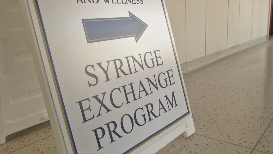 Louisville's Syringe Exchange program has seen almost 5,700 participants in its first year and a half.