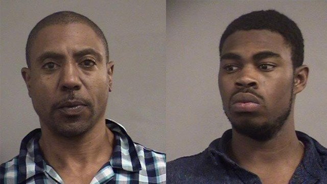 William Bradley and Larry Bonds (Source: Louisville Metro Corrections)