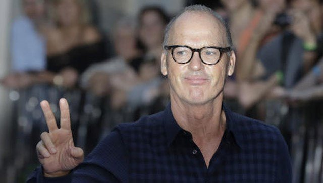 (AP Photo/Kirsty Wigglesworth, File). FILE - In this Sept. 15, 2016, file photo, actor Michael Keaton poses for photographers upon arrival at the world premiere of the film 'The Beatles, Eight Days a Week' in London.
