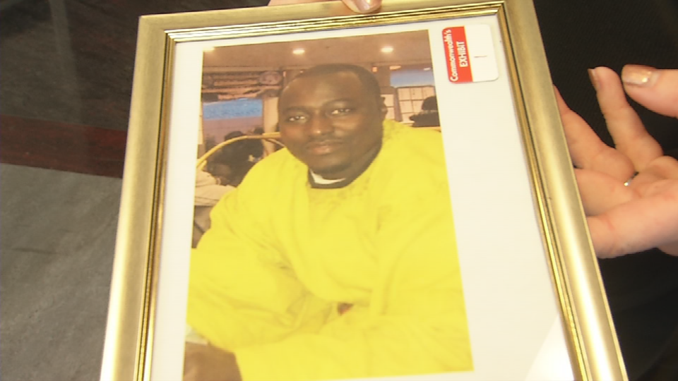 Papa Thaim was shot and killed in his cab during an armed robbery in November 2014.