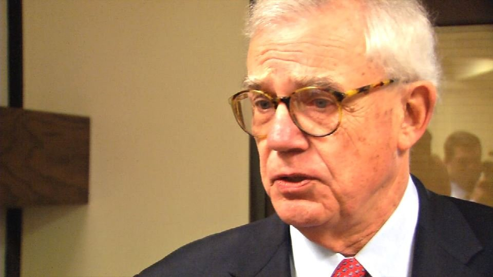 J. David Grissom, chairman of U of L board of trustees