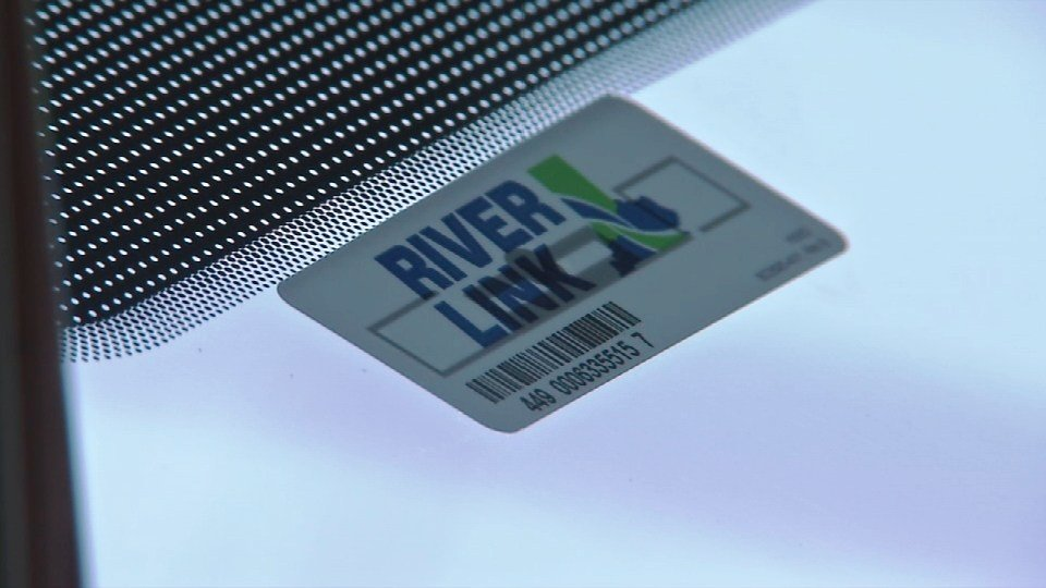 A Riverlink transponder