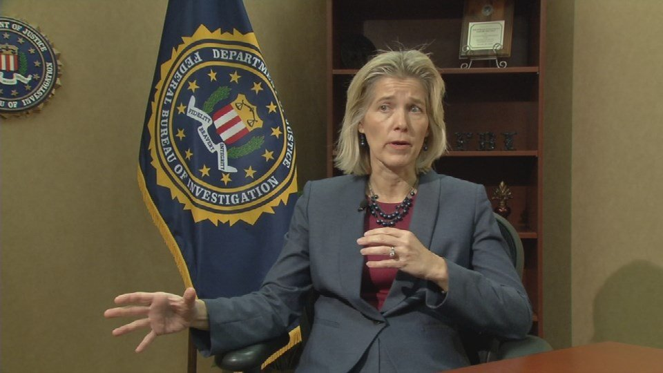 Amy Hess is the special agent in charge of the Louisville FBI.