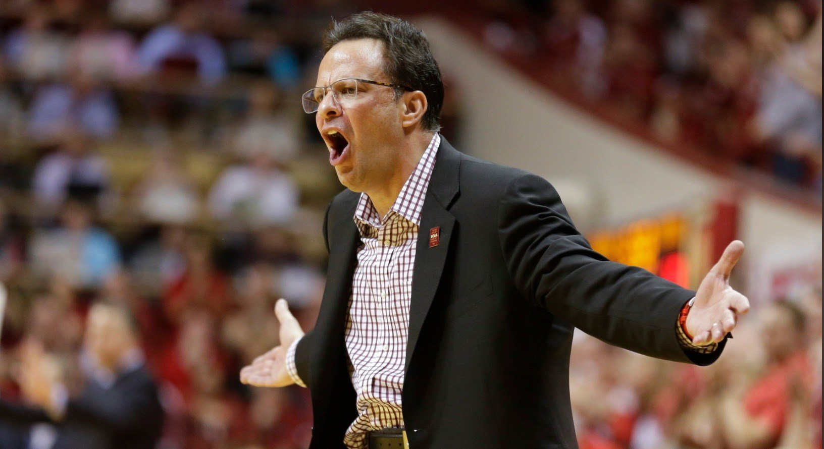Despite wins against Kansas and North Carolina, Tom Crean's Indiana team is no lock for the NCAA Tournament.