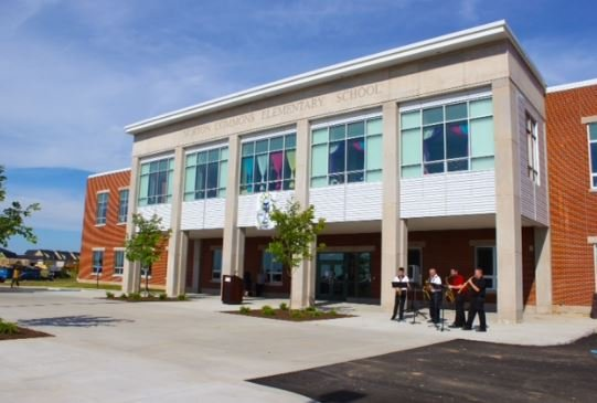 in 2016, Norton Commons Elementary was the first new school to open in JCPS since 2008.